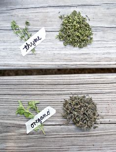 how to dry herbs properly! must have knowledge for those of us with herb gardens
