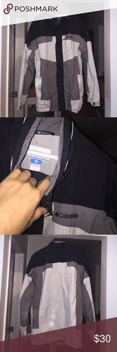 Columbia jacket Columbia jacket. Size medium. Make an offer open to all Columbia Jackets & Coats