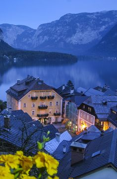 Postcard-pretty Hallstatt, Day 11 of the Rick Steves Best of Germany, Austria & Switzerland Tour.