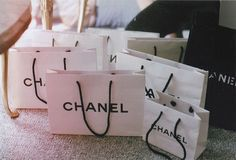 have not shopped like this since i became a Mom of 3...I miss you Chanel!