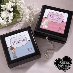 Precious Moments First Communion Personalized Keepsake Box