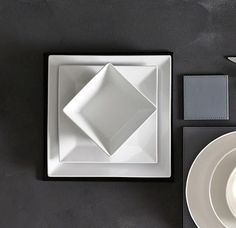 12 Piece Aspen Dinner Set from Next