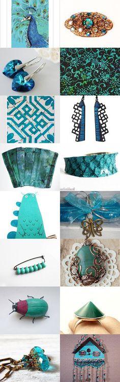 MangoLane Batik fabric is featured in this treasury! :: TGIF :) by Paula Goff on Etsy-- #mangolane #integritytt