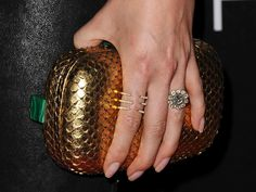 Nikki Reed's Engagement Ring from Ian Somerhalder Is Giving Us Serious Diamond Envy   Photo by: Getty   TheKnot.com