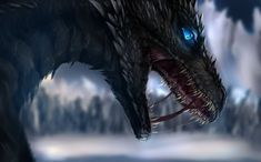 Save Me by HanyoutaiKyoushu on DeviantArt Game Of Thrones Dragons, Got Dragons, Game Of Thrones Art, Dead Dragon, Fire Dragon, Fantasy Creatures, Mythical Creatures, Dragon Artwork, Dragon Pictures