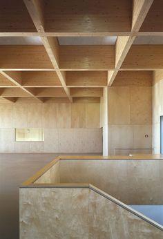 Graeme Mann & Patricia Capua Mann — Multipurpose Sports Hall