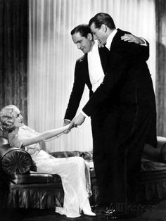 Design For Living, Miriam Hopkins, Fredric March, Gary Cooper, 1933 Posters at AllPosters.com