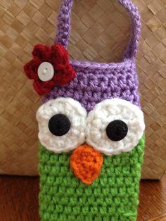 Super Cute Owl IPhone 4/4S phone case PATTERN  by KITTYKAT01212, $1.50