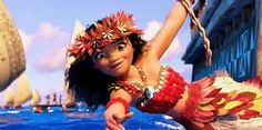 Moana is so beautiful! ❤ #moana #disney #newmovies