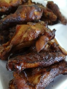 Wings from Slick Pig in Murfreesboro, TN, my favorite!