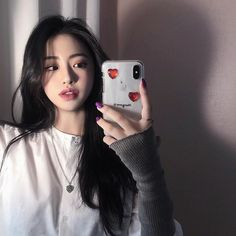 Discover recipes, home ideas, style inspiration and other ideas to try. Korean Girl Cute, Korean Girl Ulzzang, Mode Ulzzang, Korean Girl Photo, Korean Beauty Girls, Pretty Korean Girls, Korean Girl Fashion, Ulzzang Fashion, Ulzzang Short Hair