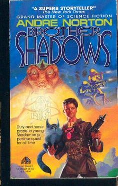 Brother to Shadows: Andre Norton: 9780380770960: Amazon.com: Books