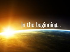 The beginning is the most important part of the work.   ~ Plato