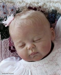 """New Release Reborn Baby Doll Kit Josie By Ping Lau@20""""@Body Included"""