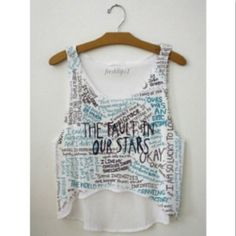 pipe shirt the fault in our stars - Google Search