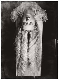 Man Ray, 'Woman with Long Hair', 1929