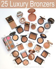Best bronzers: 25 luxury bronzers #14 Bobbi brown in medium is my favorite! - www.asiamariebeauty.com