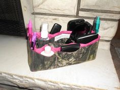 Mossy OAK Camo HOT Pink Purse Organizer Insert Many More Fabric Options   eBay
