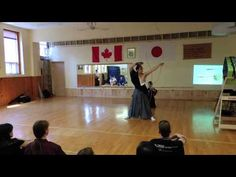 Ottawa Kyudo Workshop Demonstration - YouTube