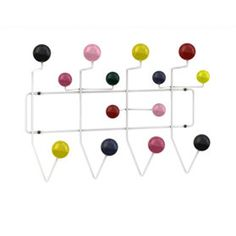 Eames Hang-It-All by Herman Miller - Doesn't really make sense for my space, but it's pretty groovy
