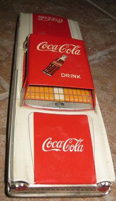 Super Sweet Vintage 1960 Coca Cola Refresh por familyjewelsatlanta