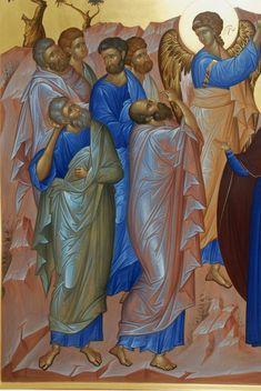 Александр Деркачёв Byzantine Icons, Byzantine Art, Religious Icons, Religious Art, Russian Icons, Art Icon, Orthodox Icons, Tempera, Vignettes