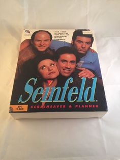 Seinfeld MPC CD-ROM Screensaver & Planner With Clips and Sound Bites Vintage    eBay