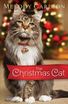 The Christmas Cat Melody Carlson Contemporary Fiction / Christmas Novella He felt his face flushing as Cara opened the door. Christmas Books, Christmas Cats, A Christmas Story, Christmas Scenes, Christmas Stuff, Christmas 2019, New Books, Good Books, Christian Fiction Books