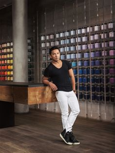 Prabal Gurung discusses his new collection for MAC.