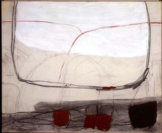 roger hilton may 1961 Abstract Drawings, Abstract Images, Abstract Paintings, Conceptual Painting, Peter Wood, Great Paintings, Modern Paintings, Contemporary Abstract Art, Painting Inspiration