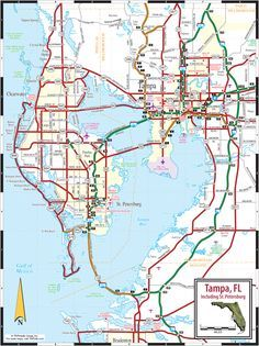 map of florida gulf coast the state of florida has. Black Bedroom Furniture Sets. Home Design Ideas