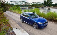 2013 BMW X1 by caranddriver #Cars #BMW_X1