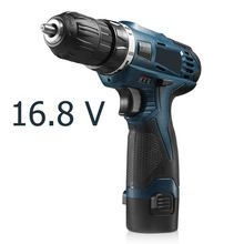 Electric Screwdriver With Lithium Battery Mini Drill Cordless Screwdriver Power Tools Taladro Inalambrico Avvitatore A Batteria Electric Screwdriver, Electrical Tools, Electrical Equipment, Dremel Drill, Cordless Drill Reviews, Speed Drills, Drill Set, Drill Driver, Tent