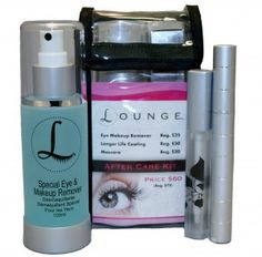 After-Care Kit for lash extensions!
