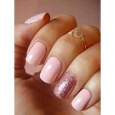 Gel Nails Nail Art Designs For a Complete Unique Look ❤ liked on Polyvore featuring beauty products, nail care, nail treatments and gel nail care