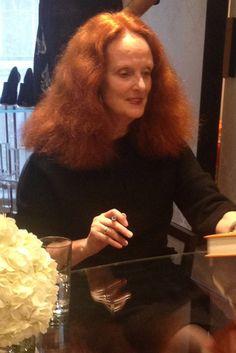Grace Coddington Pens a Memoir