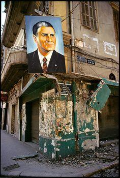 LEBANON. Beirut. 1978, Raymond Depardon