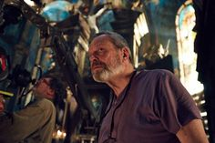 Zero Theorem Director Terry Gilliam