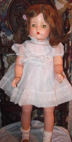 Effanbee Patsy Mae Large Composition Doll