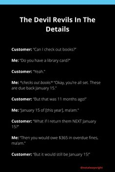 #funnystories #notalwaysright #customerstories #funnycustomerstories #techsupportstories #techsupport #reallifestories #funnycompilationstories #reallifestories Customer Service Jobs, Customer Stories, Not Always Right, Working In Retail, Tech Support, Food Service, Funny Stories, Devil, Funny Quotes