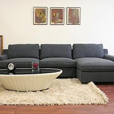 @Overstock.com - Kaspar Slate Grey Fabric Modern Sectional Sofa - Comfort meets style in this stunning grey modern sectional sofa from Kaspar. The sofa includes a freestanding two-seat sofa and a chaise lounge, each with soft, slate grey upholstery that adds a sleek, contemporary feeling without sacrificing comfort.  http://www.overstock.com/Home-Garden/Kaspar-Slate-Grey-Fabric-Modern-Sectional-Sofa/5710945/product.html?CID=214117 $1,155.24