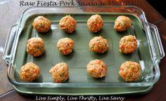 Spring Feeding Frenzy: Trust Farmland® to Satisfy Sports Season Appetites- Fiesta Pork Meatballs #Recipe http://livesimplylivethriftylivesavvy.com/2015/03/30/spring-feeding-frenzy-trust-farmland-to-satisfy-sports-season-appetites-recipe/  #ad #FarmlandGameTimeRecipes