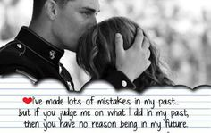 I'VE MADE LOTS OF MISTAKES IN MY PAST.... - http://www.razmtaz.com/ive-made-lots-of-mistakes-in-my-past/