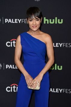 Grace Gealey arrives at The Paley Center For Media's 33rd Annual PALEYFEST