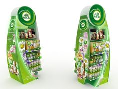 Best Creative POP Displays - Coroflot and Corrugate - Ravenshoe Packaging