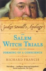 Here's a description from the website:        The Salem witch hunt has entered our vocabulary as the very essence of  injustice. Judge Samuel Sewall presided at these trials, passing harsh judgment on the condemned. But five years later, he publicly recanted his guilty verdicts and begged for forgiveness. This extraordinary act was a turning point not only for Sewall but also for America's nascent values and mores.