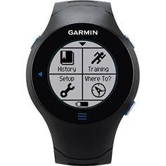 Garmin Forerunner 610 Touchscreen GPS Watch With Heart Rate Monitor (Certified Refurbished) (Discontinued by Manufacturer) >>> Find out more about the great product at the image link. (This is an affiliate link) #Running