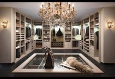 Dream closet #closet #closets #dream #inspiration #motivation #success