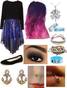 """""""Date"""" by meg-mckeever ❤ liked on Polyvore"""