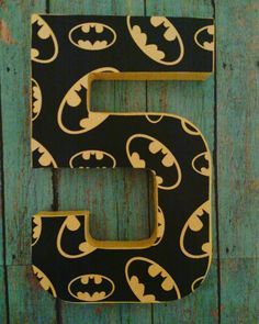 Batman Inspired Party by TheLoveisIntheDetail on Etsy